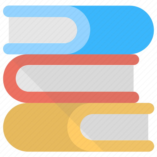 Books, education, encyclopedia, knowledge, library icon - Download on Iconfinder