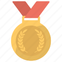 game medal, gold medal, passion for winning, sports award, star medal