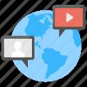 online communication, online video call, video calling, video calling software, video chat