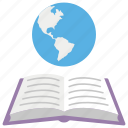 e-book, e-learning concept, elearning, online education, virtual learning icon
