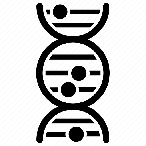 Deoxyribonucleic acid, dna, dna test, genes, genetics icon - Download on Iconfinder