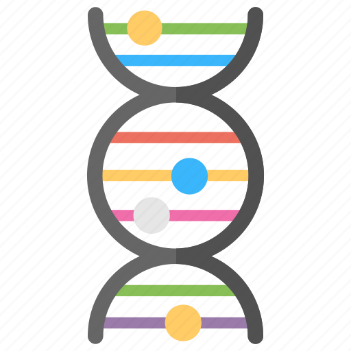 Deoxyribonucleic acid, dna, dna test, genes, genetics icon - Download on Iconfinder