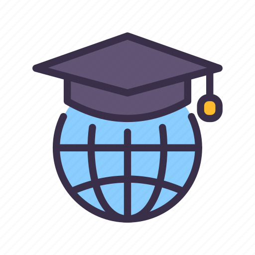 Education, elearning, global, globe, knowledge, learning, lesson icon - Download on Iconfinder