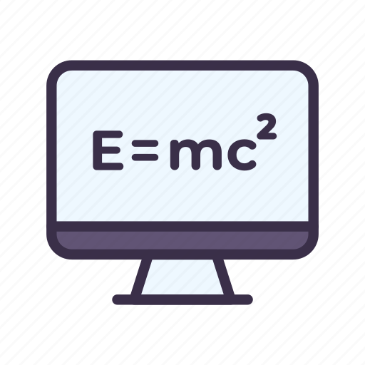 Education, elearning, learning, lesson, online, physic, study icon - Download on Iconfinder