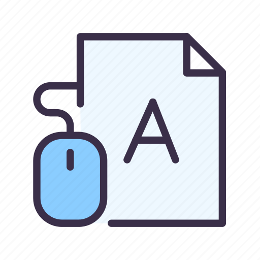Education, elearning, learning, lesson, online, study, test icon - Download on Iconfinder