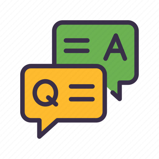 Answer, elearning, faq, help, learning, lesson, question icon - Download on Iconfinder