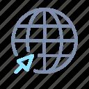 earth, global, globe, internet, online, world