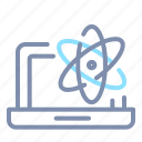 education, lab, laboratory, learning, online, science, study icon