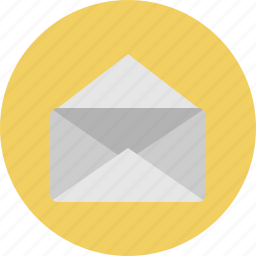 email, envelope, mail, read icon