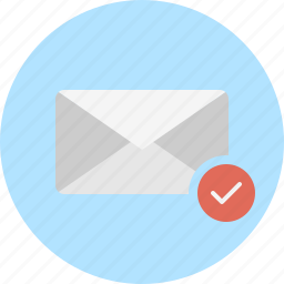 email, envelope, mail, select icon