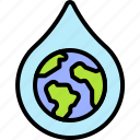 earth, environment, ecology, water, drop, drops, eco