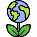 earth, ecology, green, eco, plant, planet, tree