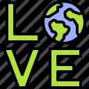 earth, environment, ecology, love, romantic, planet, world