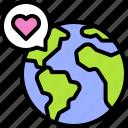 earth, environment, ecology, love, world, nature
