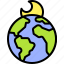 earth, environment, ecology, moon, universe, planet, solar system