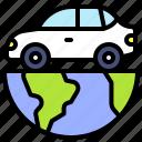 earth, environment, ecology, green, energy, electric car, renewable