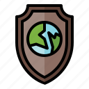 earth, day, ecology, environment, save, protect, shield