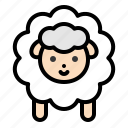 animal, easter, ewe, lam, sheep