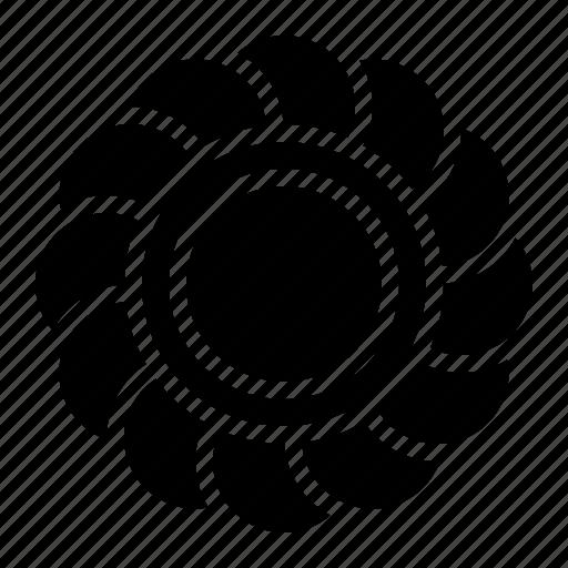 Easter, flora, floral, flower, sunflower icon - Download on Iconfinder