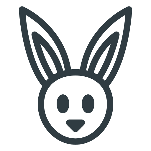 animal, bunny, easter, rabit icon