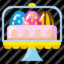 cake, celebration, dessert, easter, food