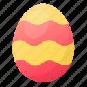 celebration, decoration, easter, egg, spring icon