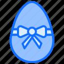 easter, egg, ornaments, decoration, celebration, ribbon