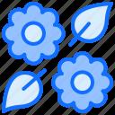easter, flowers, sunflowers, leaf