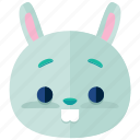 bunny, celebration, decoration, easter, hare, rabbit icon