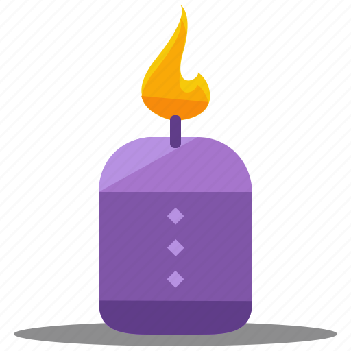 candle, candles, decoration, easter, flame, light icon