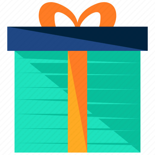 birthday, box, easter, gift, package, present, ribbon icon
