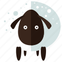 animal, celebration, easter, farm, sheep icon