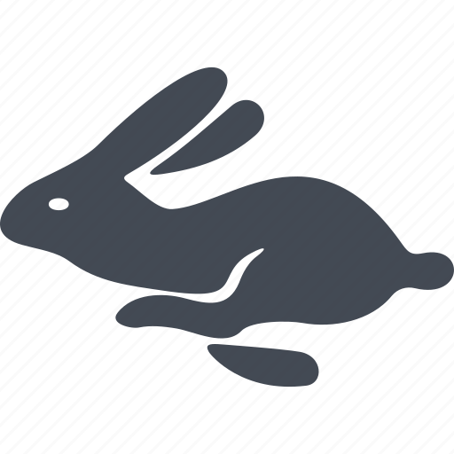 bunny, easter, easter bunny, rabbit icon