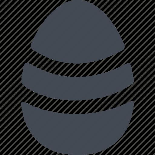 decoration, easter, easter egg, egg icon