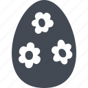 celebration, christmas, easter, easter egg, egg icon