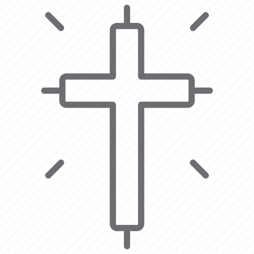 Cross, religion, christian, easter icon - Download on Iconfinder