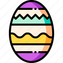 celebration, christian, easter, egg, greeting, holiday icon