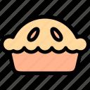 apple, cake, easter, pie icon