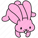 animal, bunny, easter, pet, play, rabbit, trick icon
