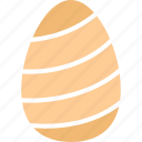 decorated egg, easter, easter egg, happy easter icon