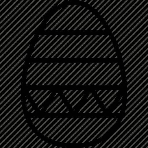 decorate egg, decorative, easter egg, egg icon