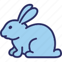 easter, easter bunny, easter hare, easter rabbit icon