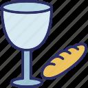 drinks, easter drink, juice, wine icon