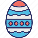 celebration, design, easter, easter egg icon