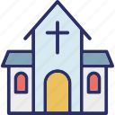 christians building, church, church building, religious icon