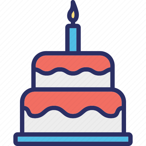 Peachy Birthday Cake Cake Cake With Candle Easter Cake Icon Funny Birthday Cards Online Kookostrdamsfinfo
