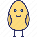 bird, chick, easter, egg icon