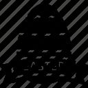 +, easter decoration, easter egg, egg badge, egg ribbon icon