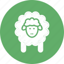 animal, mutton, ram, sheep icon