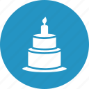 cake, dessert, easter cake, festival cake icon